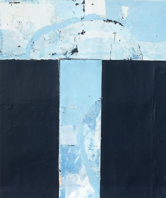 , 'Blue Entrance,' 2017, Art Acacia