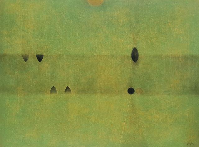 Jorge González Velázquez, 'En medio', 2016, Aldama Fine Art