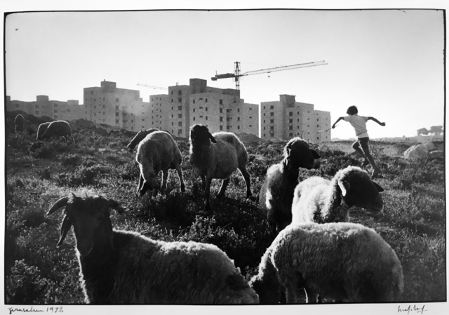 Marc Riboud, 'Untitled (Jerusalem)', 1972, Vision Neil Folberg Gallery