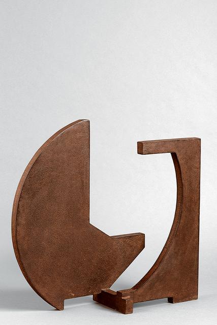 , 'Dialogue forme espace n°1,' 1956-1958, Mark Hachem Gallery