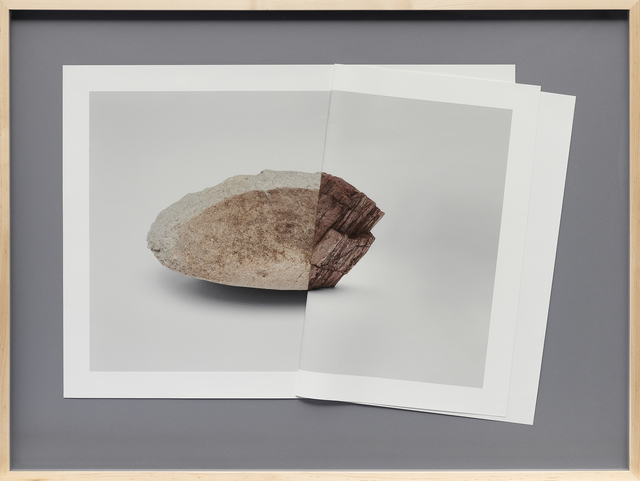 , 'Subdution Study #5,' 2017, Goodman Gallery