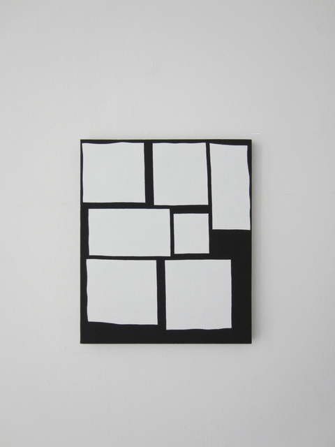, 'Scenario,' 2014, Galerie Jean Brolly
