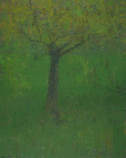 , 'Spring Tree,' 2019, Thomas Deans Fine Art