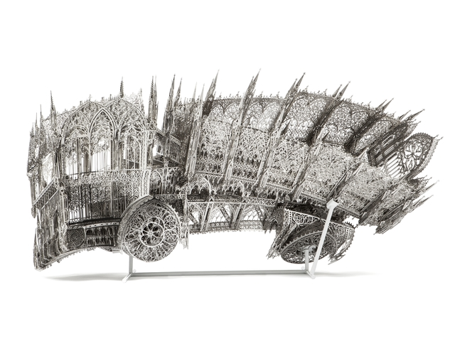 , 'Twisted Dump Truck (Counterclockwise),' 2013, Leila Heller Gallery