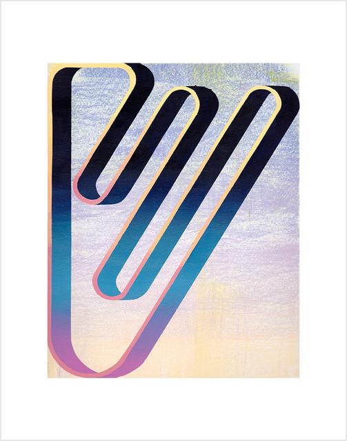 , 'Night Glide,' 2017, Tempe Digital