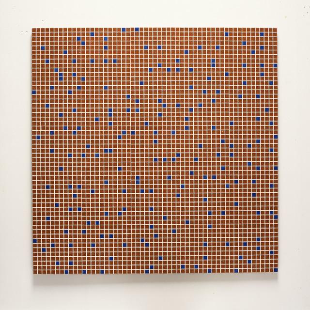 , 'Squared Natural History 4 (No.9) ,' 2019, Edouard Malingue Gallery