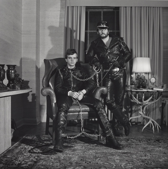 , 'Brian Ridley and Lyle Heeter,' 1979, Los Angeles County Museum of Art