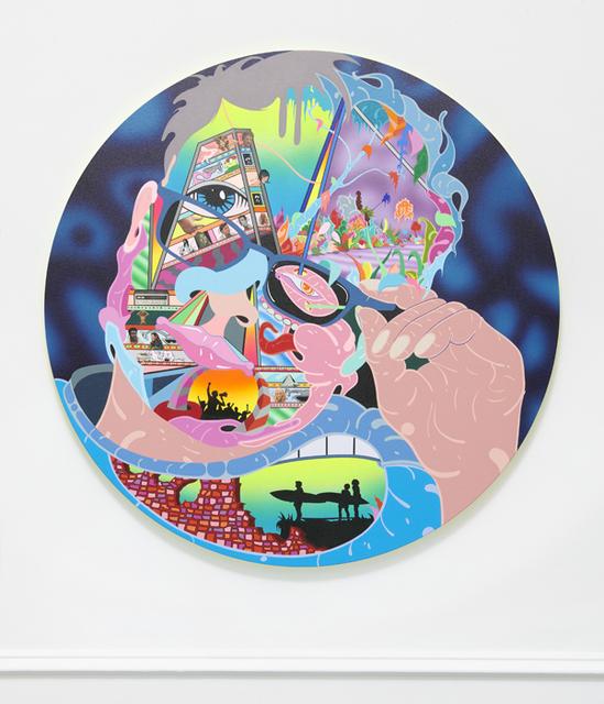 Erik Parker, 'How High', 2019, Stems Gallery
