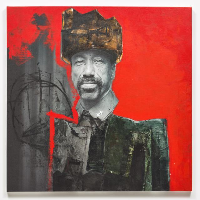 , 'Security! (Collab),' 2018-2019, Brannan Mason Gallery