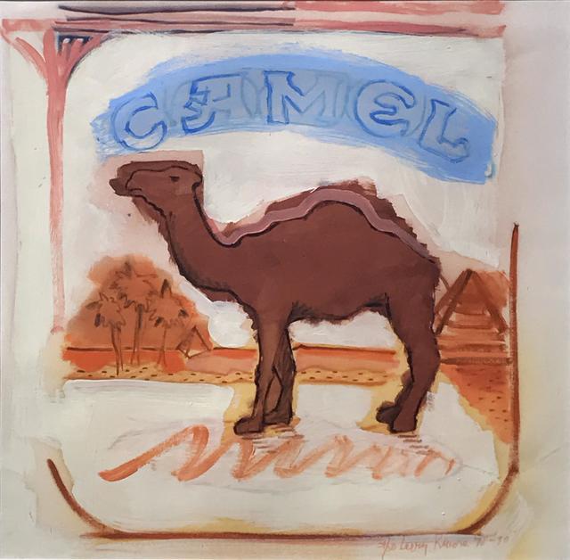 , 'Brushed Camel,' 1978-1990, Eckert Fine Art