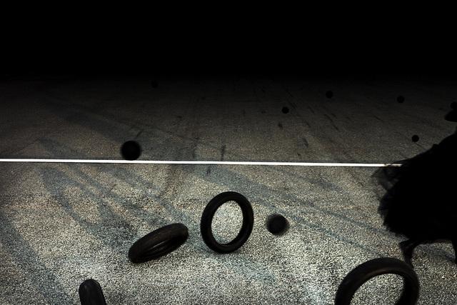 Corinne Mercadier, 'Détachés du temps', Galerie Les filles du calvaire