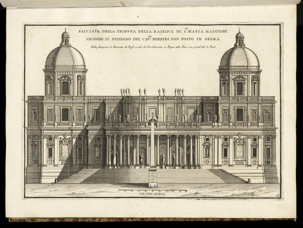 gian lorenzo bernini facciata della tribuna della basilica di about gian lorenzo bernini biography