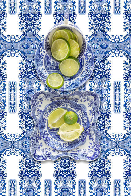 JP Terlizzi, 'Spode Blue Italian with Lime', 2019, Foto Relevance