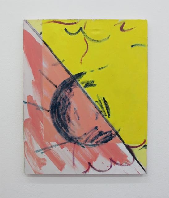 , 'Untitled (Semi Lob),' 2015, V1 Gallery
