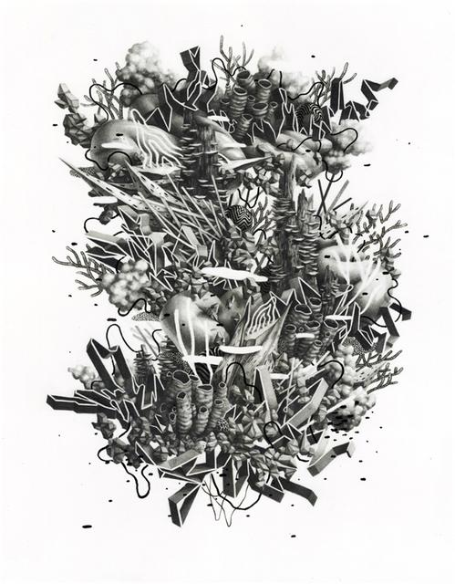 , 'Scene 71-P,' 2018, Spoke Art