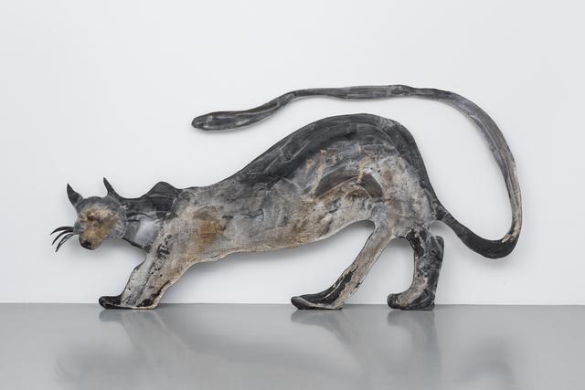 , 'Black Cat Spread,' 2017, Pilar Corrias Gallery