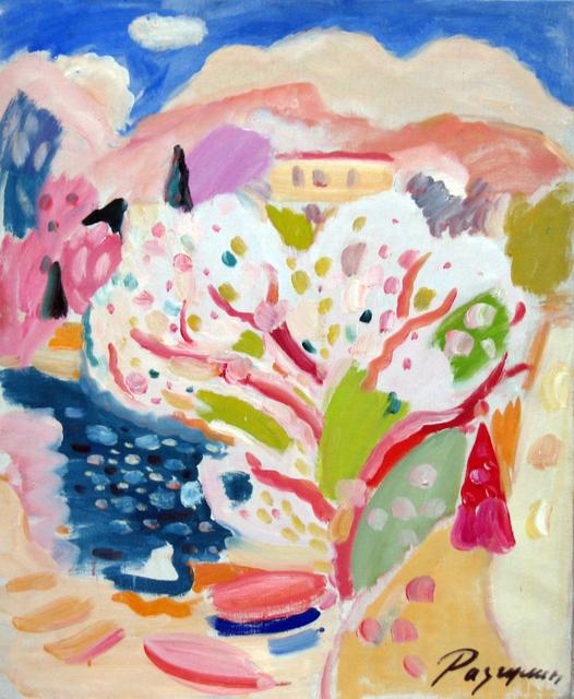 , 'Spring in Crimea,' 2003, Artist's Proof