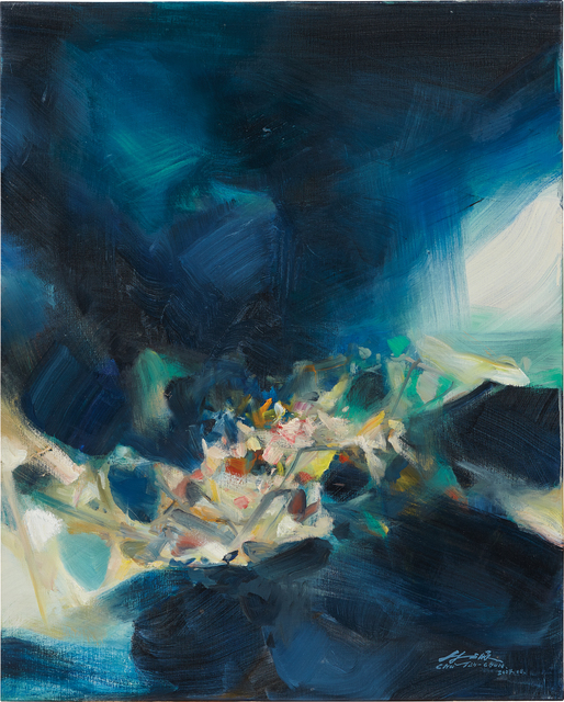 Chu Teh-Chun, 'Untitled', 2007, Phillips