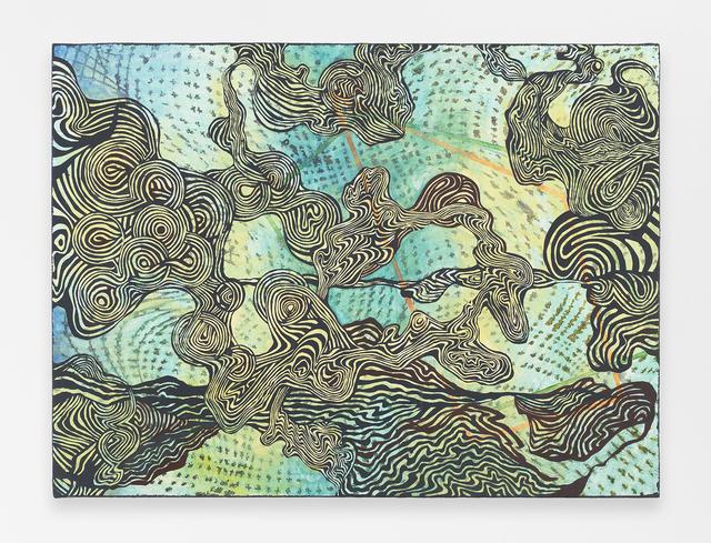 , 'Ambit,' 2011, McClain Gallery