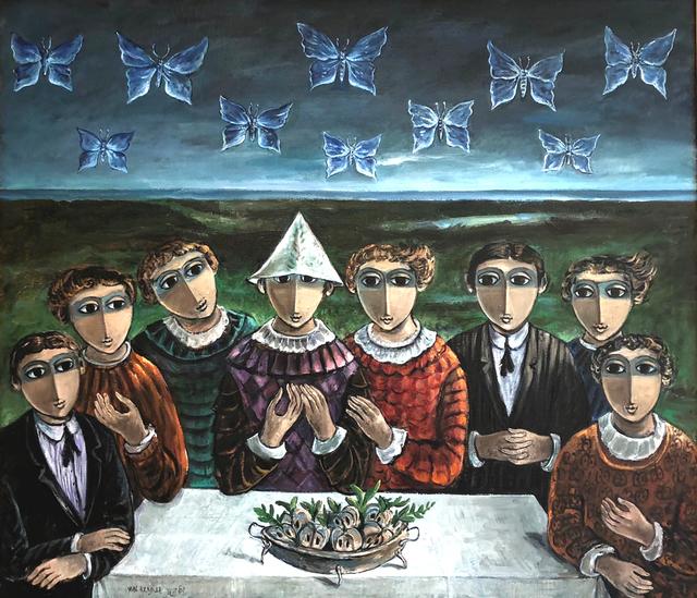 , 'Illusions ,' 1974, Dan Gallery