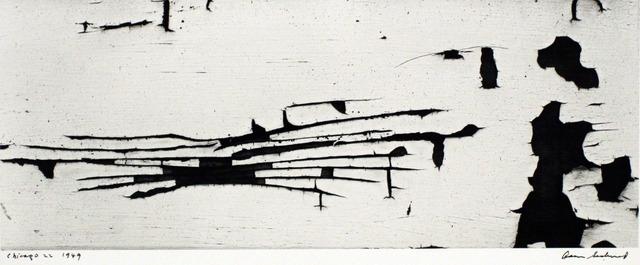 , 'Chicago 22,' 1949, Bruce Silverstein Gallery