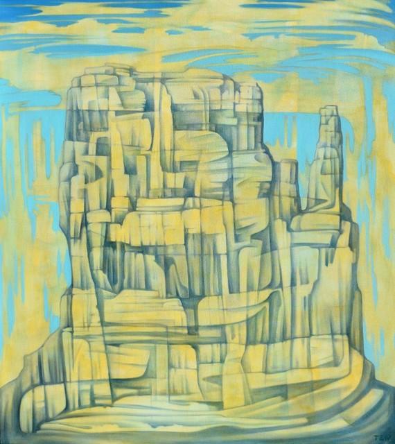 , 'Sky Monument,' , Modernist Frontier