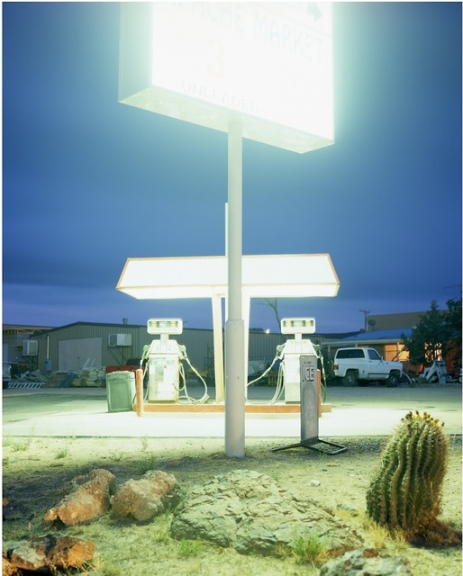 ", 'Apache, Arizona, from the series ""700 miles"",' 2008, CHRISTOPHE GUYE GALERIE"
