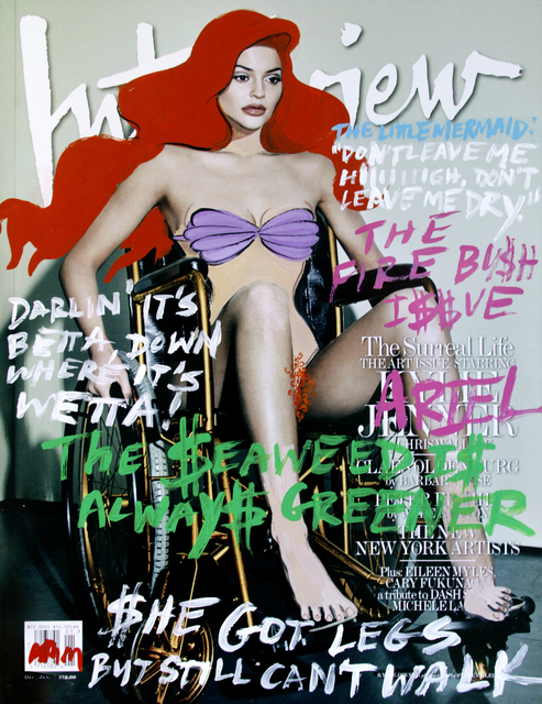, 'The Little Mermaid Issue (Interview Magazine - Kylie Jenner),' 2016, Garis & Hahn