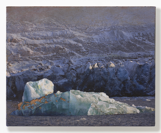 , 'Snow and Ice,' 2015, Miller Yezerski Gallery