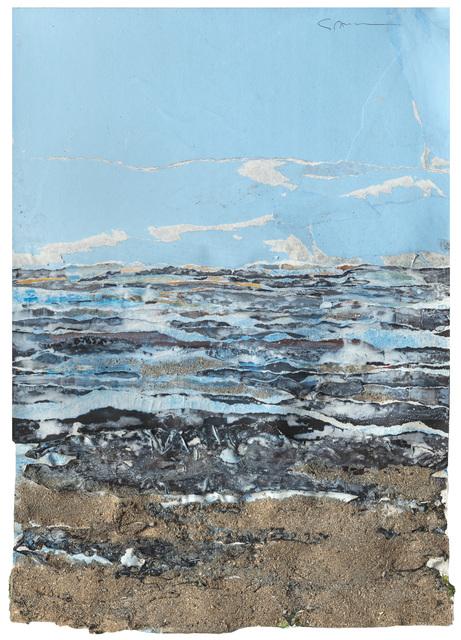 Gottfried Salzmann, 'Algues et sable', 2018, Galerie Arcturus