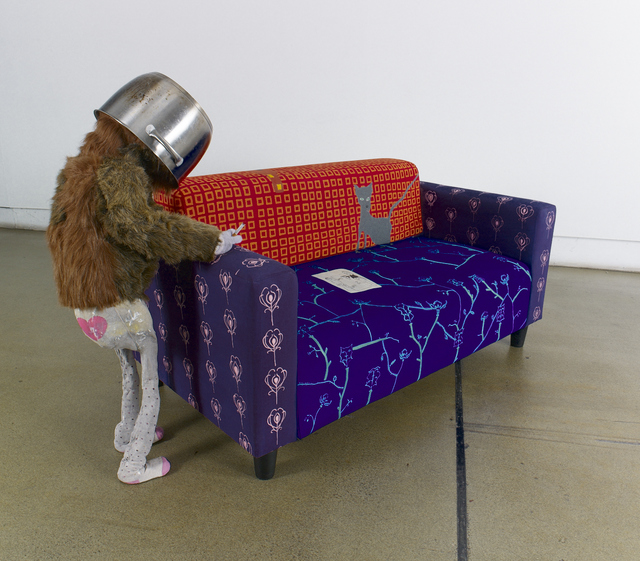, 'Dog and Sofa,' 2012, Stux Gallery