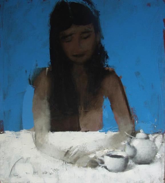 , 'Girl II,' , Great Banyan Art