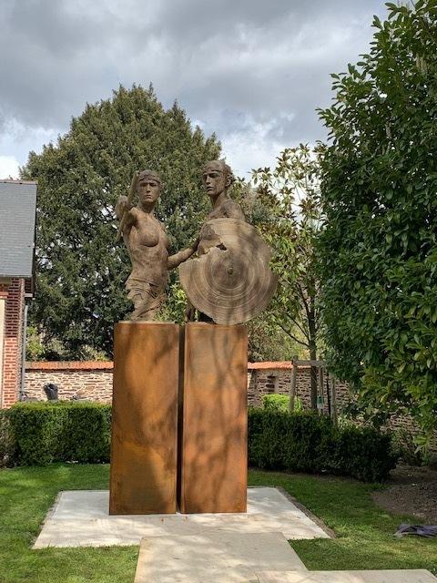 Christophe Charbonnel, 'Thésée & l'Amazone', 2016, Galerie Bayart