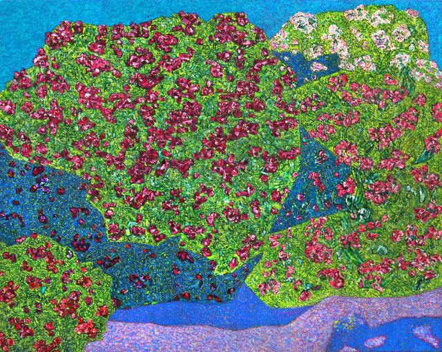 , 'Dans un jardin,' 2017, La Forest Divonne