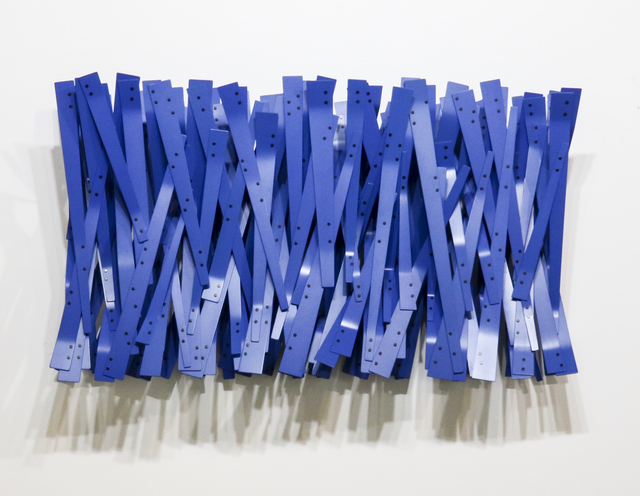 , 'Blue Forest,' 2018, Beatriz Esguerra Art