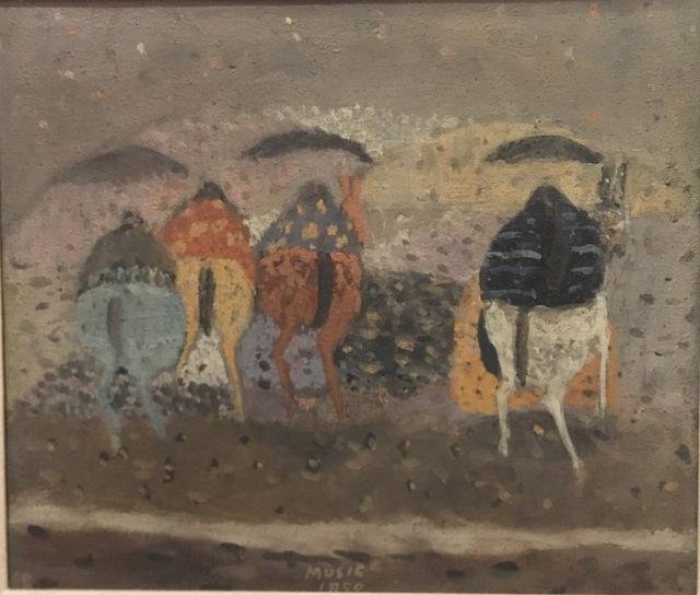 , 'Donne con cavalli,' 1950, Contini Art Gallery