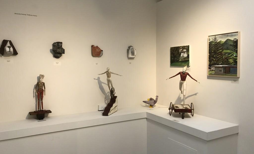 Alexander Rohrig & Cathy Rose in Gallery III