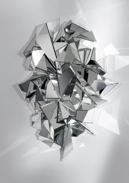, 'Froisse Mirror #1,' 2008, Armel Soyer