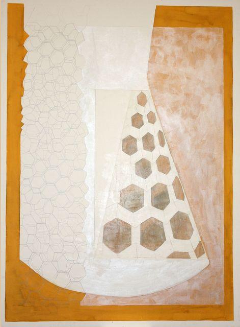 Laura Lio, 'Drawing hexagons', 2002, Artur Ramon Art