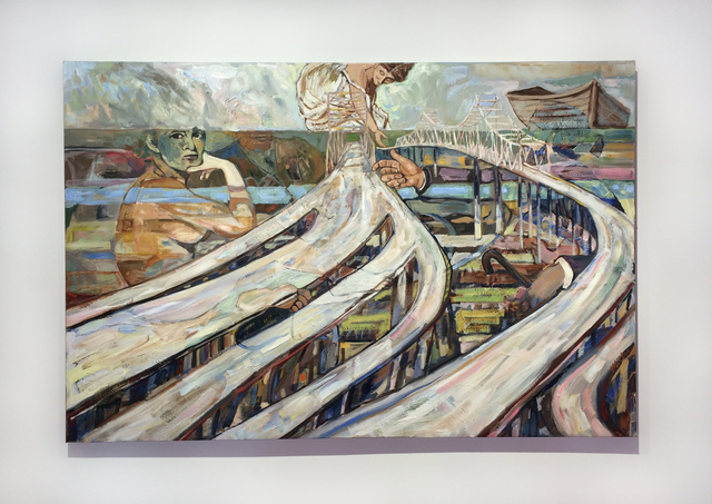 , 'CCC Luncheon,' 2014, Octavia Art Gallery