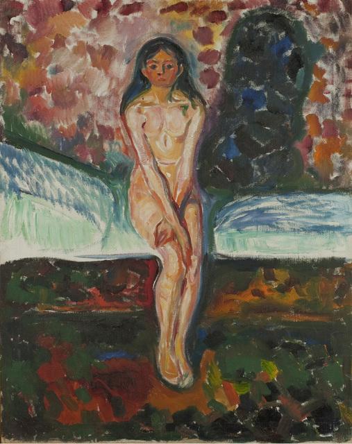 , 'Puberty,' 1914-1916, Museo Thyssen-Bornemisza