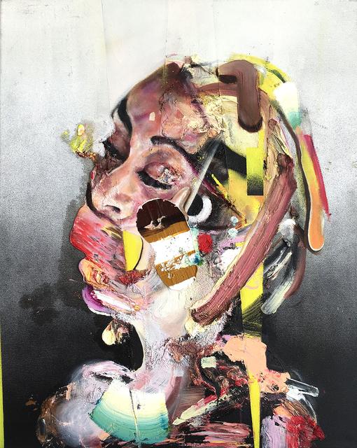, 'Bystander 5,' 2017, Mirus Gallery