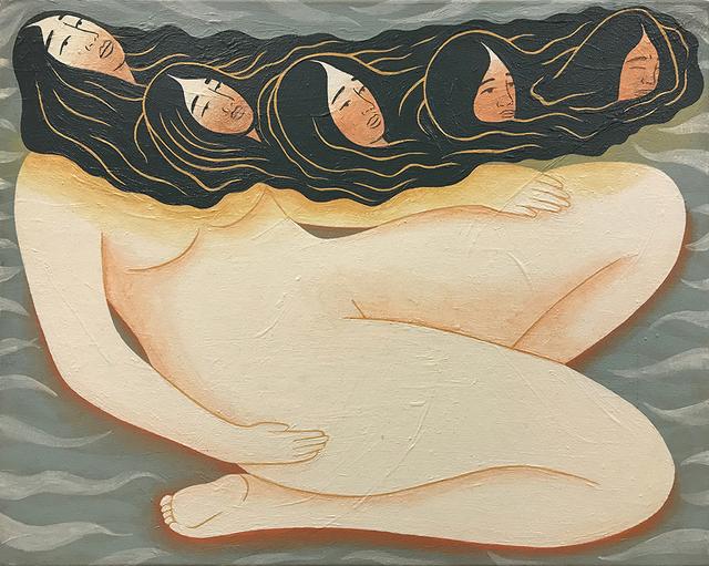 , 'Passing Through, We Left,' 2019, Hashimoto Contemporary
