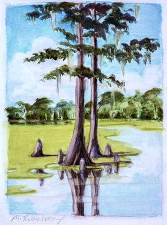 , 'Spanish Lake,' , Pucker Gallery