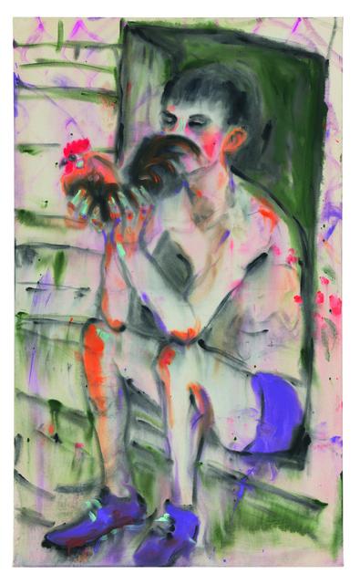 , 'Intimate moment,' 2017, DITTRICH & SCHLECHTRIEM