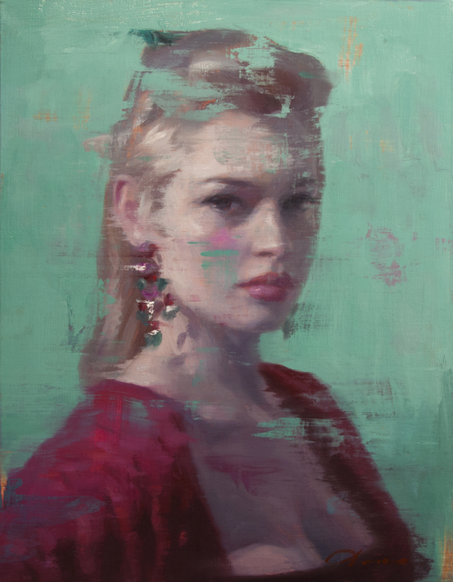 , 'Bardot in Red,' 2018, Gallery 1261