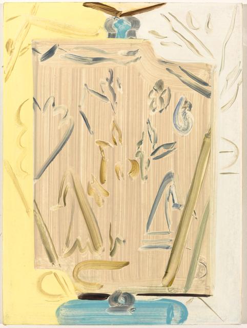 , 'Yellow Glass,' 2014, wallspace_1