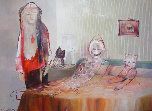 , 'Bedroom 2,' 2015, Knight Webb Gallery