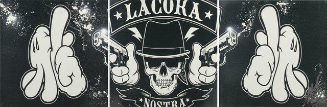 OG Slick, 'La Coka Nostra, triptych', c. 2010, Heritage Auctions