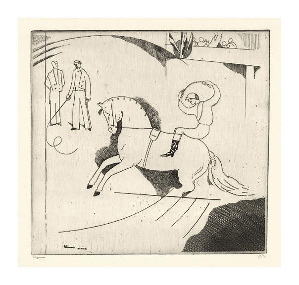 , 'Le Jockey d'Epsom (Deuxieme Planche),' 1913, Harris Schrank Fine Prints